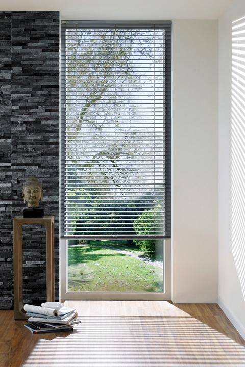 jalousie megaview mit 25mm alu lamellen und 36mm durchsicht hersteller germania. Black Bedroom Furniture Sets. Home Design Ideas